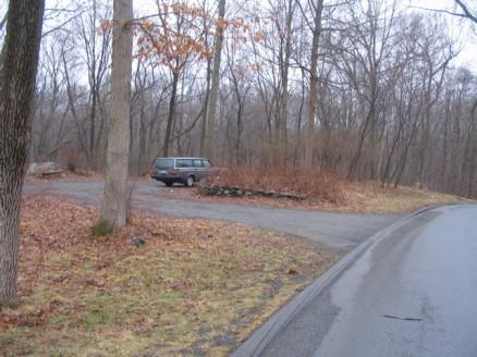 Clark Preserve parking