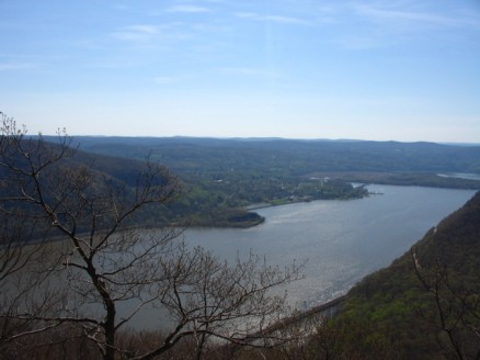 Cold Spring seen across the Hudson