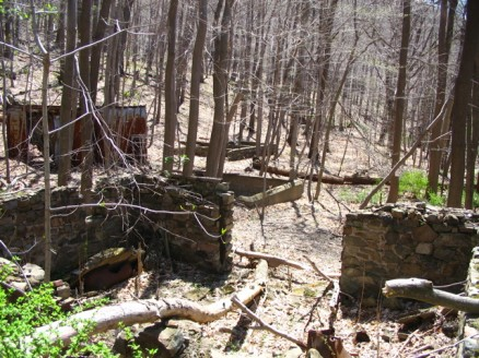 The aforementioned ruins.